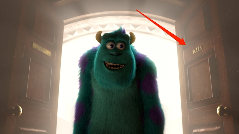 A113 monsters university