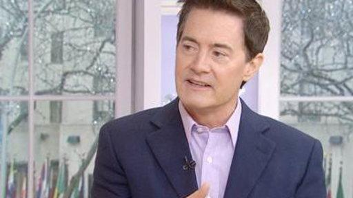 Kyle MacLachlan: Bad Guy I Play Is 'just Misunderstood'