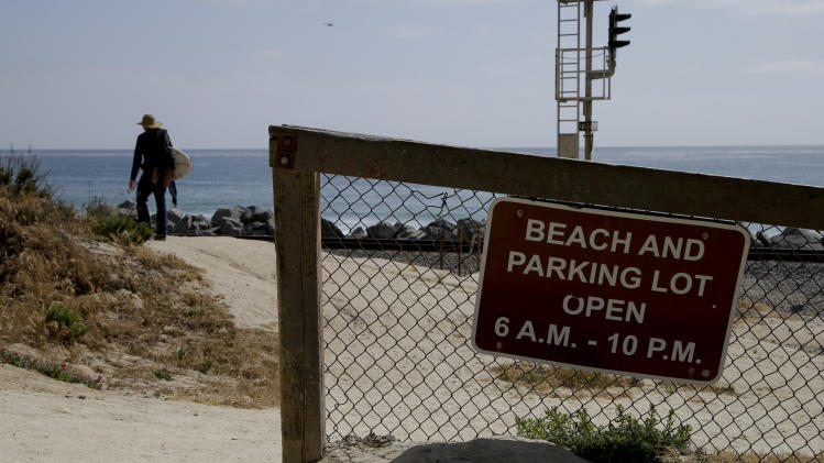 Parking fees fight at Calif. state beaches heat up