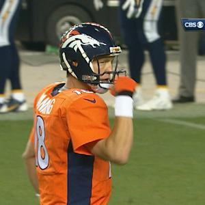 Week 8: San Diego Chargers vs. Denver Broncos highlights