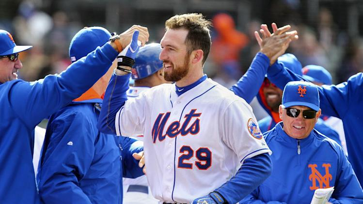 Davis' grand slam in 9th lifts Mets over Reds