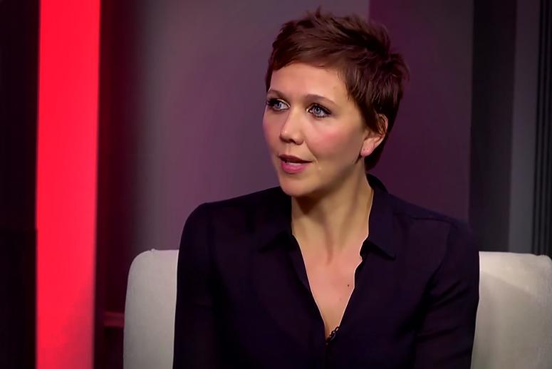 Hollywood to Maggie Gyllenhaal: You're Too Old to Play a Love Interest