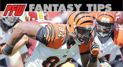 Week Nine fantasy tips: TEs