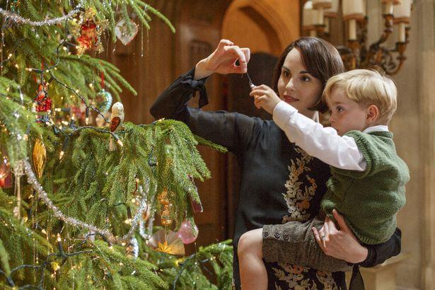 Downton Abbey Ends With Good Cheer