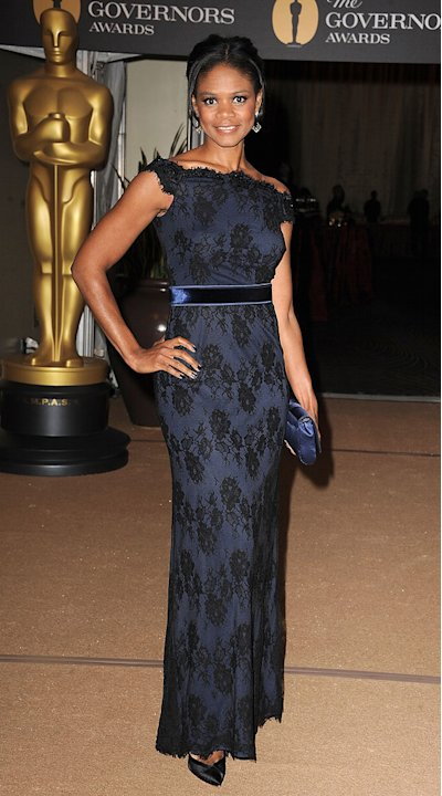 2nd Annual AMPAS Governors Awards 2010 Kimberly Elise