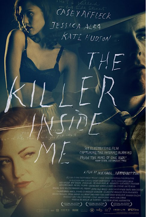 The Killer Inside Me IFC Films Movie Poster 2010