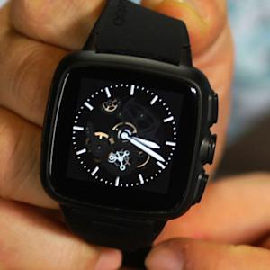 Omate TrueSmart a full-on Android smartphonewatch on your wrist