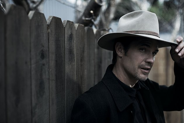 Timothy Olyphant stars as Raylan Givens in &quot;Justified.&quot; 