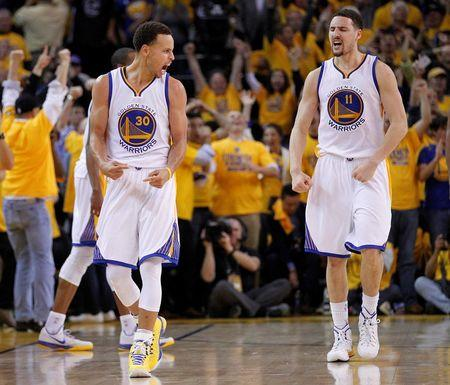 Warriors survive Harden onslaught to forge 2-0 lead