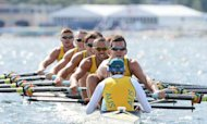 Australian Rower Booth Arrested In Surrey