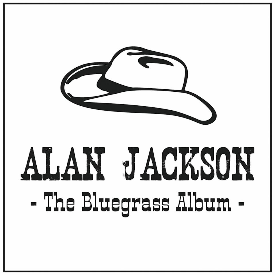 "This CD cover image released by Capitol Nashville shows ""The Bluegrass Album,"" by Alan Jackson. (AP Photo/Capitol Nashville)"