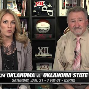 Men's Hoops Preview: Oklahoma at Oklahoma State