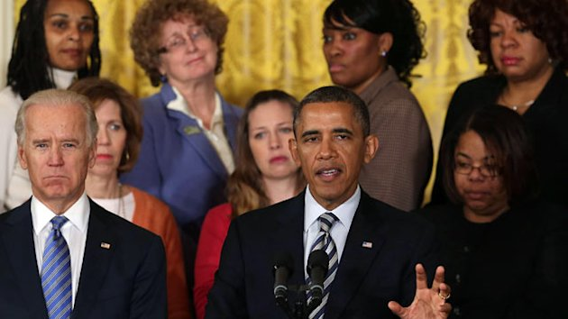 Obama Implores Congress, 'Shame on Us If We've Forgotten' Newtown' (ABC News)