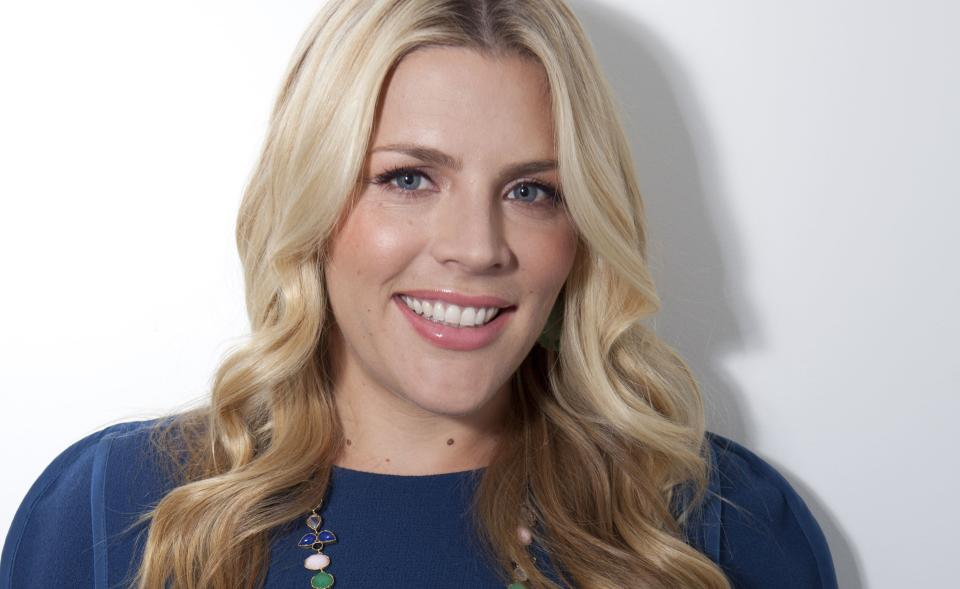 Cougar Town actress Busy Philipps poses for a portrait, on Monday, Jan. 7, 2013 in New York. (Photo by Amy Sussman/Invision/AP Images)