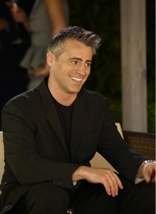 "Matt LeBlanc as himself in ""Episodes."""