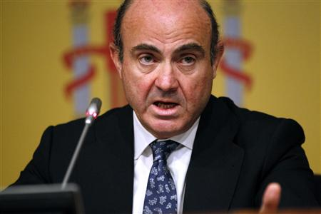 Eurozone Agrees To Lend Spain Up To 100 Billion Euros