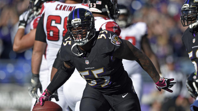 First-place Ravens impress on both sides of ball