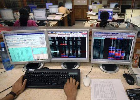 Sensex rises nearly 2 percent; lenders gain