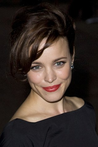 Rachel McAdams is cute as can be as a bridesmaid.