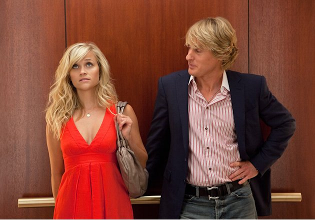 How Do You Know 2010 Columbia Pictures Reese Witherspoon Owen Wilson