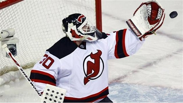 Devil Brodeur signs two-year deal