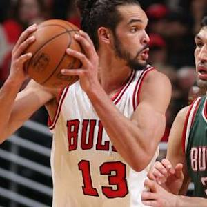 Assist of the Night - Joakim Noah