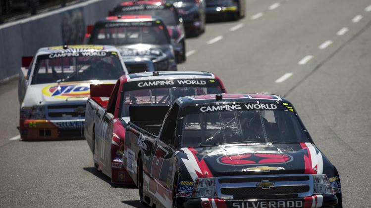 NASCAR Camping World Truck Series: Kroger 250