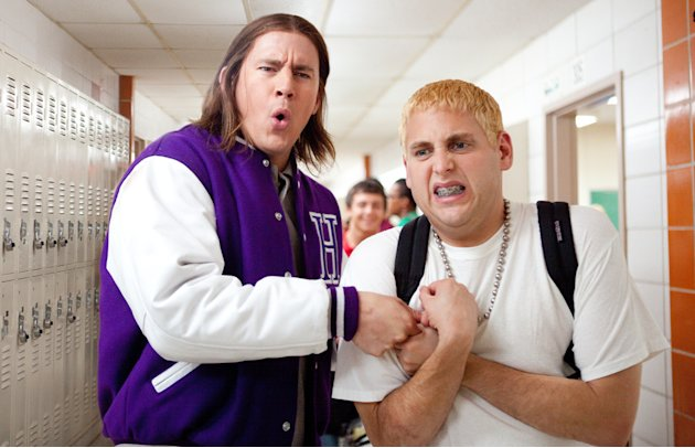 21 Jump Street Five Film Facts