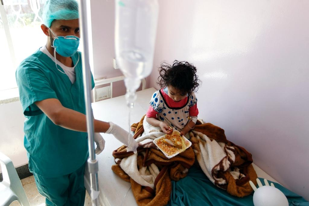 Cholera kills 11 in war-ravaged Yemen: UN