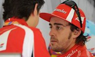 Alonso On Pole For British Grand Prix