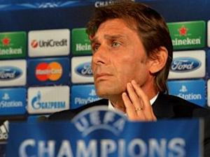 Conte turns up heat on referees