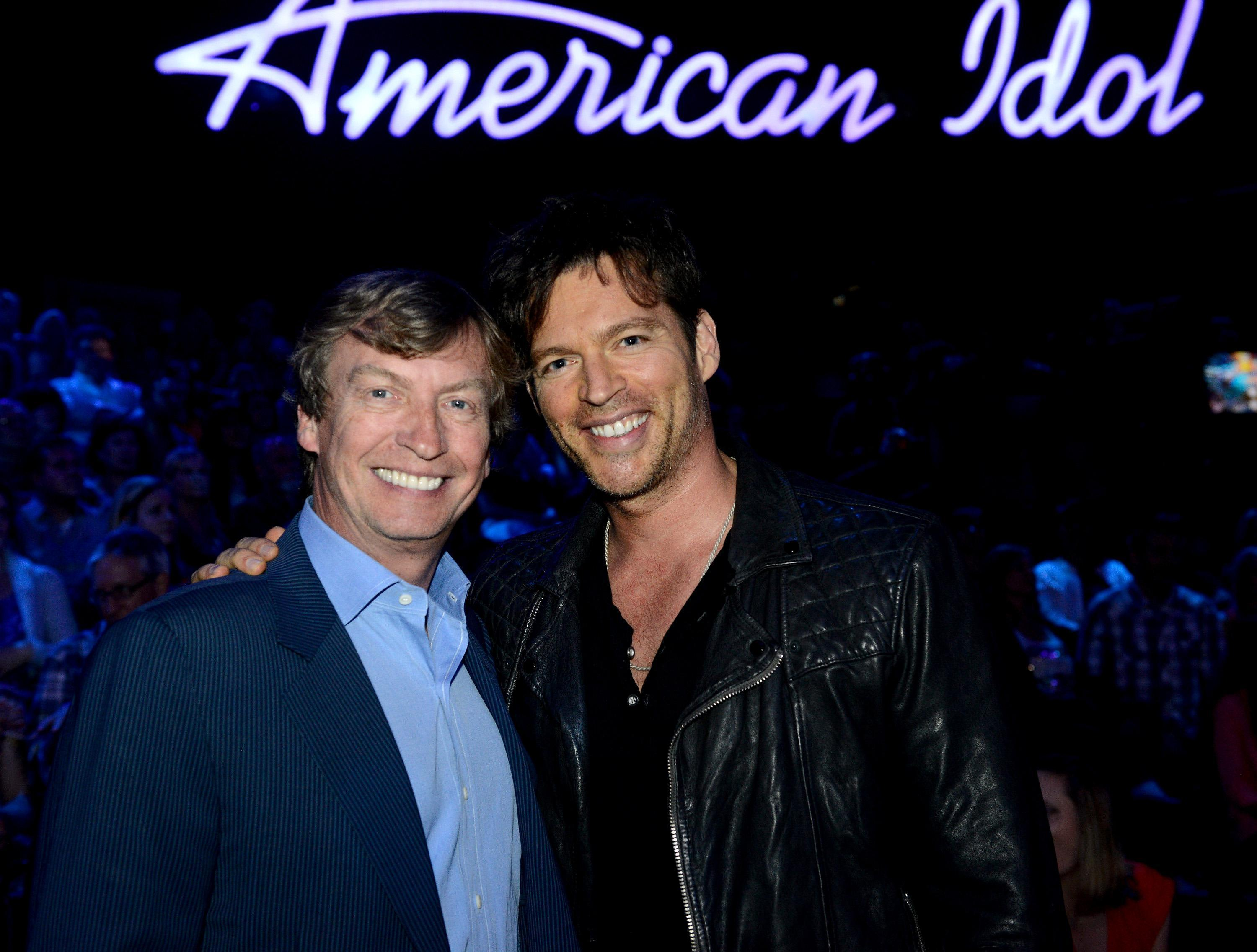 Nigel Lythgoe To Return For 'American Idol' Finale As 'SYTYCD' Fate In Limbo