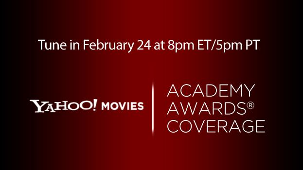 Yahoo! Movies complete coverage of 2013 Academy Awards red carpet