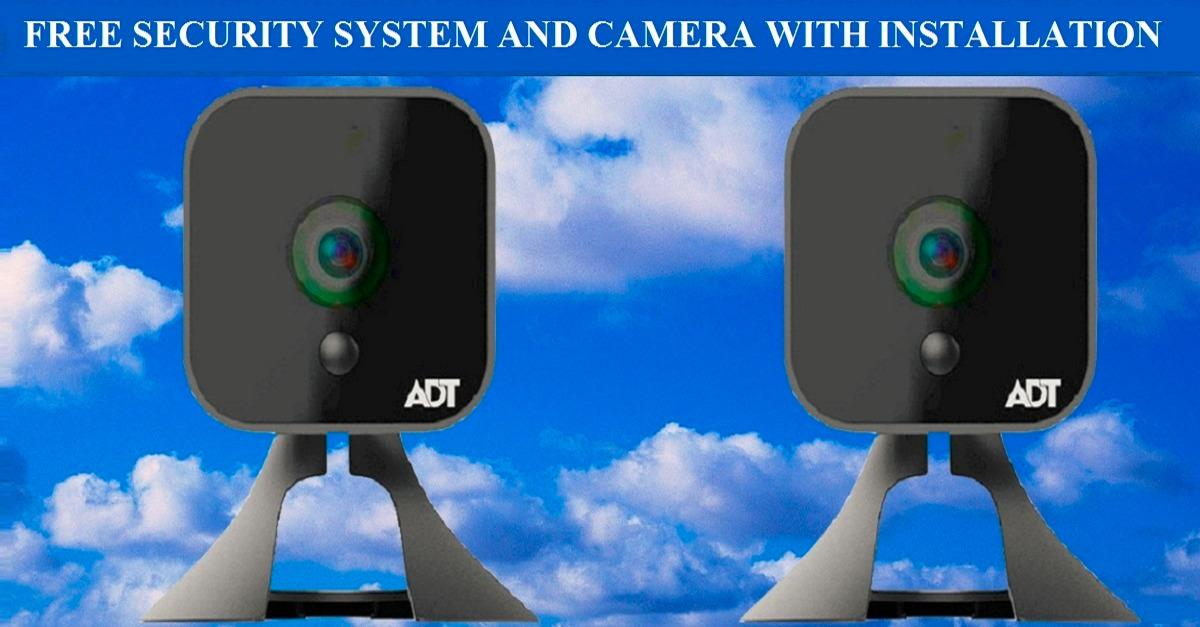 Install ADT Pulse For Free Security Camera System
