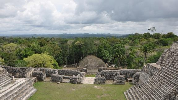 Killer Drought Thwarted Maya Comeback