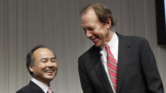 Softbank to buy 70 percent of Sprint for $20.1B