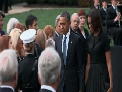 Pres. Obama Memorializes Navy Yard Victims