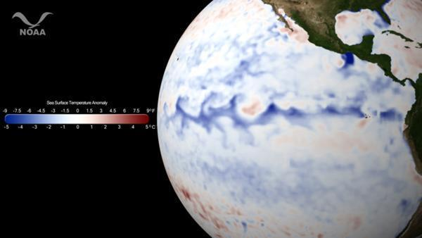 El Niño's Odds at 50% for 2012
