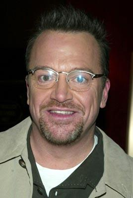 Premiere: Tom Arnold at the New York premiere of Warner Brothers' Cradle 2 The Grave - 2/24/2003
