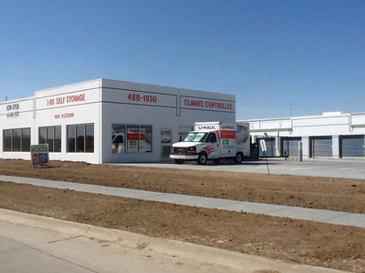 U-Haul Rentals Now Available at I-80 Self-Storage in Lincoln, Neb.