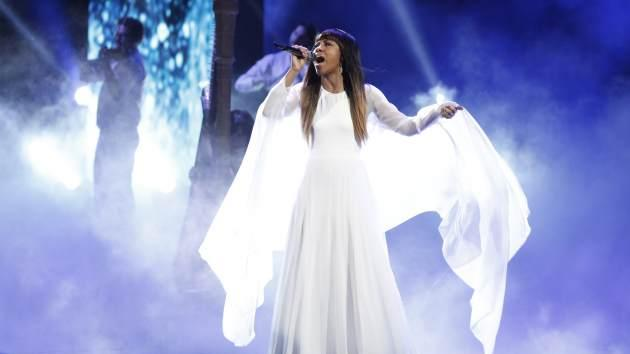 Sasha Allen performs 'I Will Always Love You' on 'The Voice' -- NBC