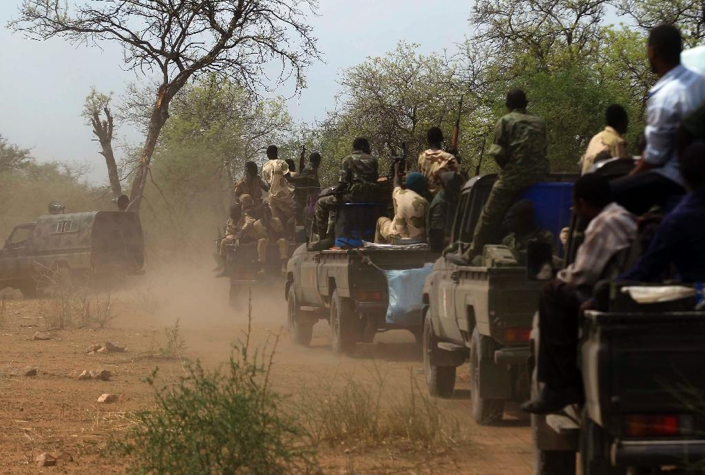 Clashes displace thousands in Sudan's Kordofan