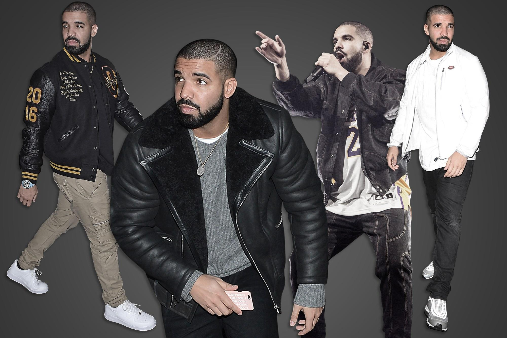 Drake's 60 Best Outfits