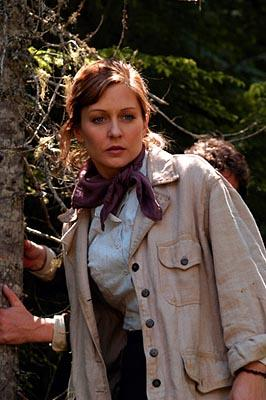 "Amy Carlson as Katie Owen USA's ""Peacemakers"""