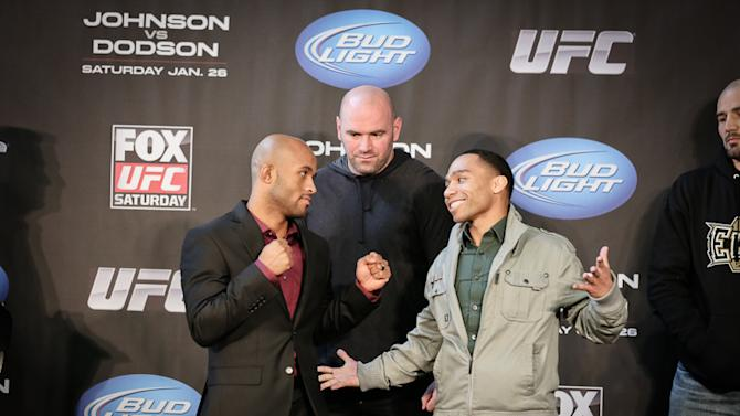 UFC on Fox 6 Weigh-in Results: First Flyweight Defense, Rampage Finale Get Green Light