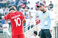 South Korean coach Lee Tae-Hoon likely to end contract with Cambodia national team