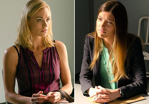 Dexter: Jennifer Carpenter on Deb/Hannah Drama and Her 'Incredible' Co-Star Yvonne Strahovski