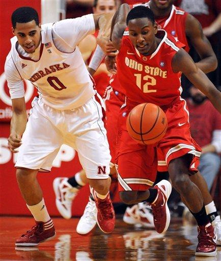 No. 6 Ohio State blows out Nebraska again, 79-45