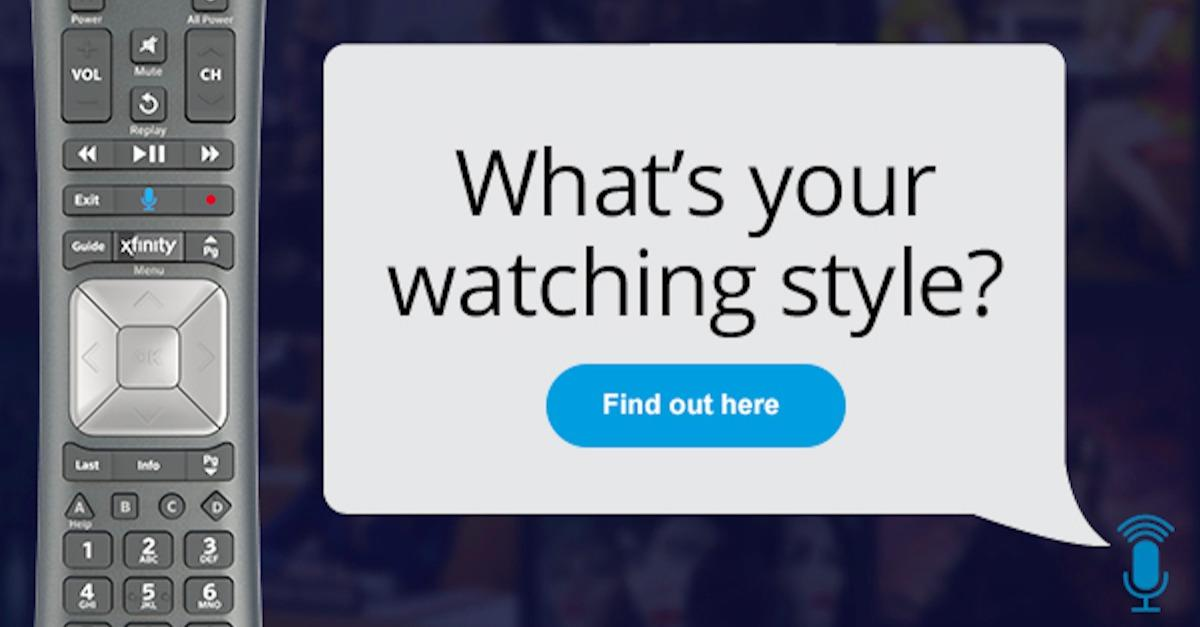 TV Viewing Style Quiz