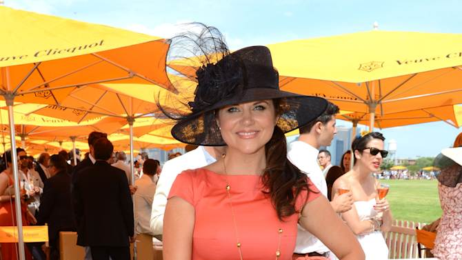 The Fifth Annual Veuve Clicquot Polo Classic - VIP Marquee